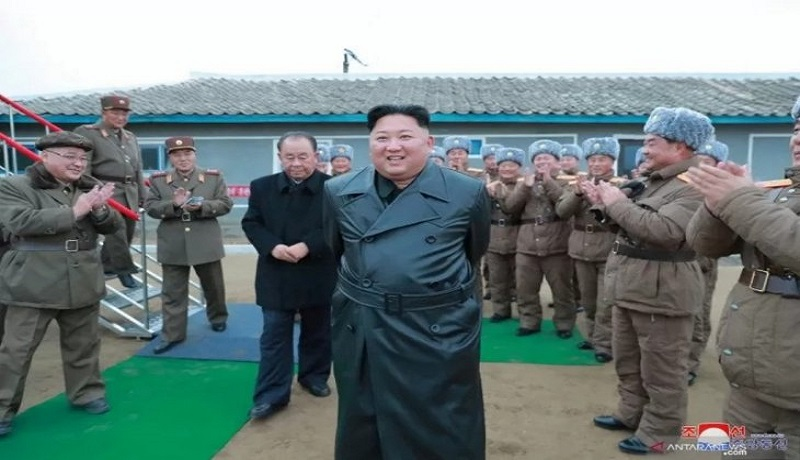 Selebaran Anti-Korut, Presiden Kim Jong Un Marah Besar
