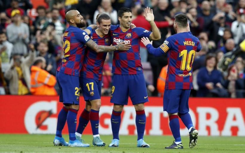 Daftar Top Scorer Tertua 5 Liga Top Eropa, Ada Lionel Messi