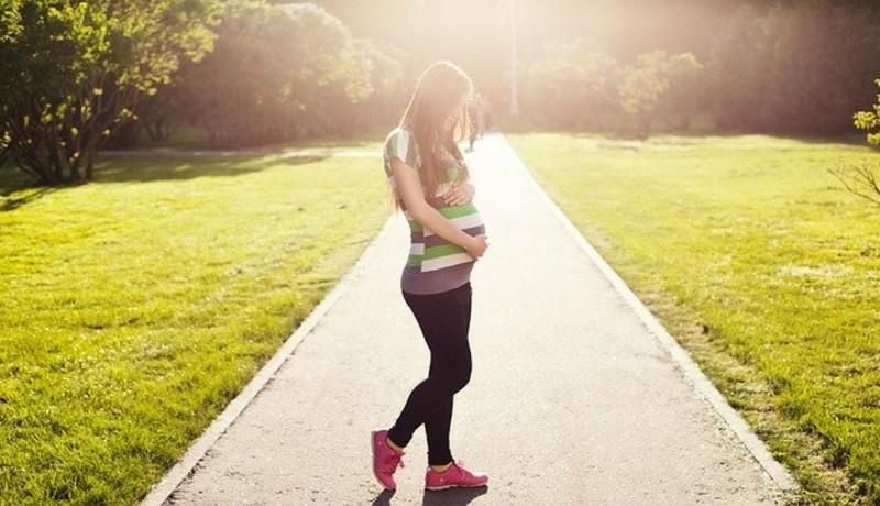 ilustrasi: tetap langsing pasca melahirkan, lakukan ini ( foto: pixabay)