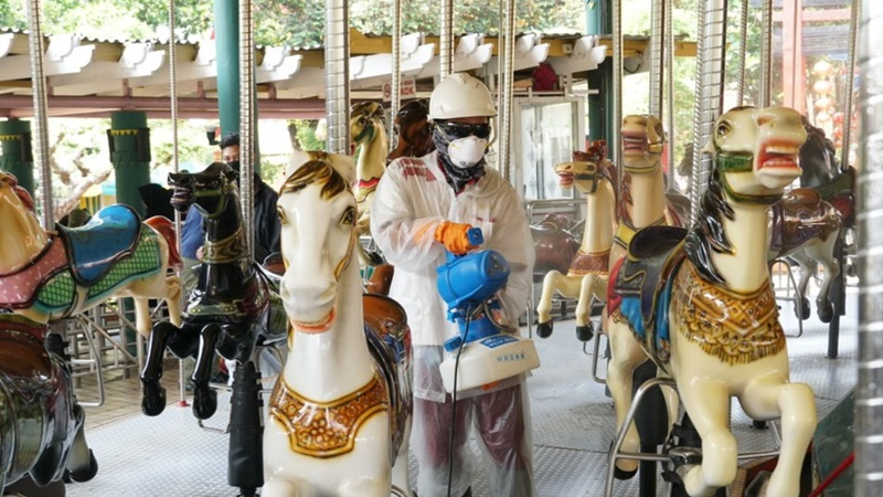 Asyik! Segera Buka, Taman Impian Jaya Ancol Terapkan New Normal
