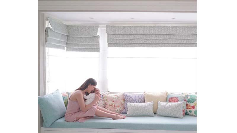 Rumah Desain Modern Shandy Aulia, Kamar Tidur Anak Gede Banget
