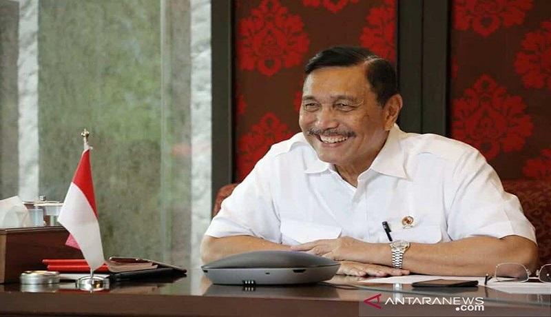 Menteri Koordinator Bidang Kemaritiman dan Investasi Luhut Binsar Pandjaitan. Foto: Antara