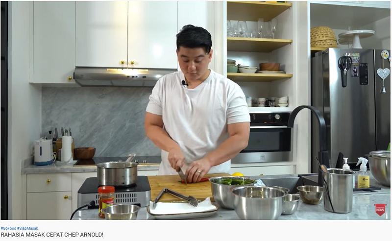 Ide masakan untuk akhir pekan ala chef dan food blogger (Foto: Go Food)