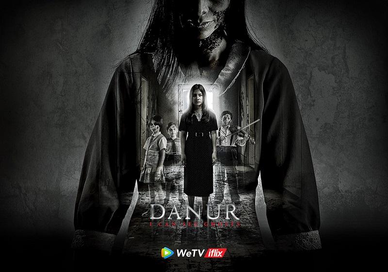 Film Danur menjadi salah satu tayangan terbaik dari Indonesia ( foto: humas )