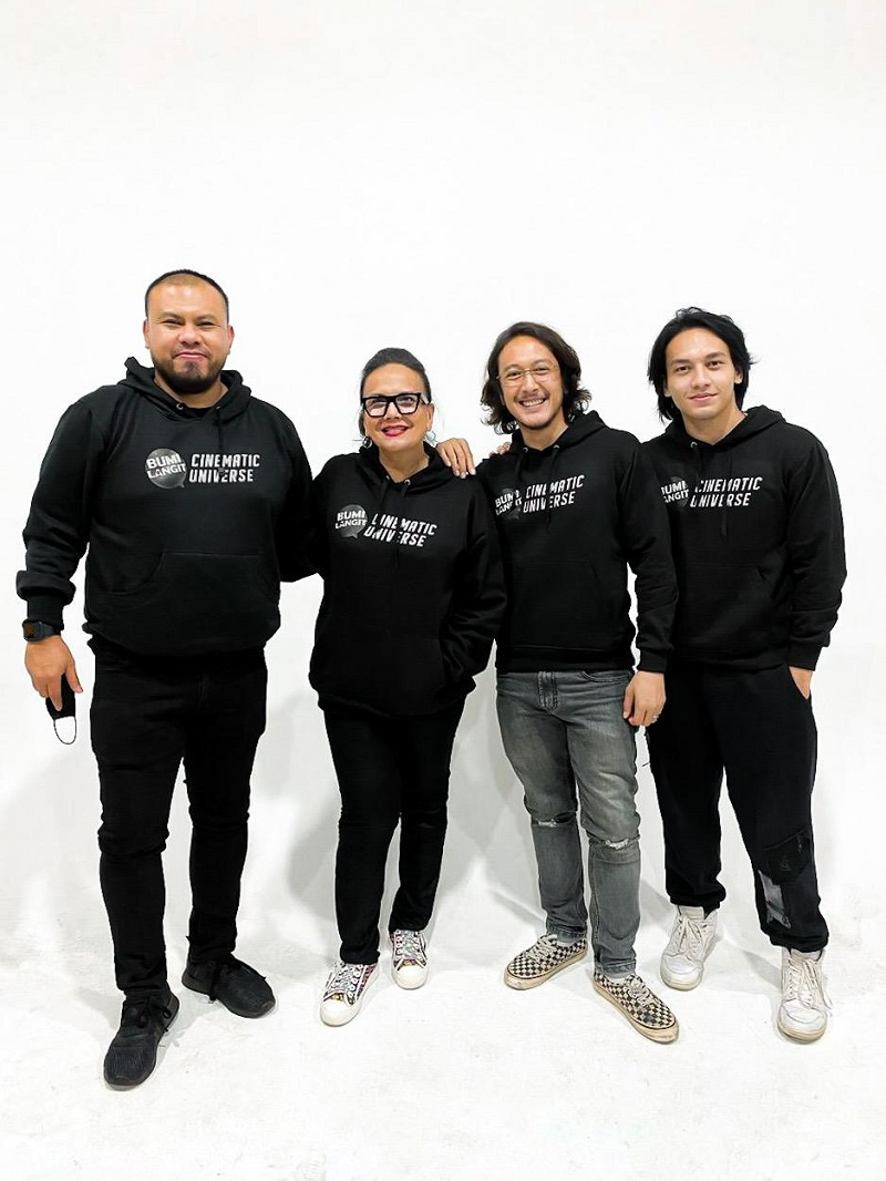 Film Indonesia produksi Screenplay Bumilangit akan ditayangkan di kanal streaming Disney+ Hotstar setelah penayangan bioskopnya (foto: PR Poplicist)