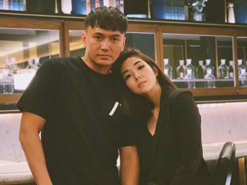 Gisel dan Wijaya Saputra. Foto: Instagram/Jaysforreal