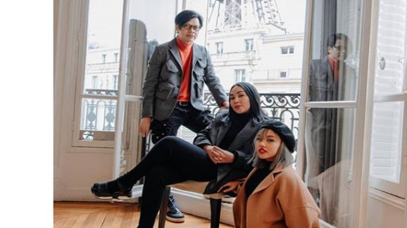 Jarang Terungkap! Putri Armand Maulana-Dewi Gita Kian Cantik Aja