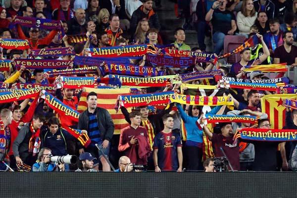 Barcelona vs Bayern Muenchen: Griezmann Sudah Bawa PlayStation