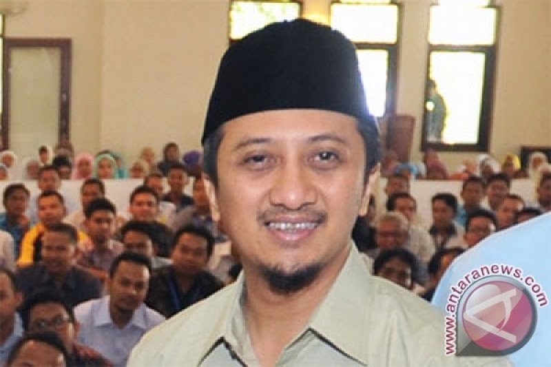 Ustaz Yusuf Mansur. Foto: Antara