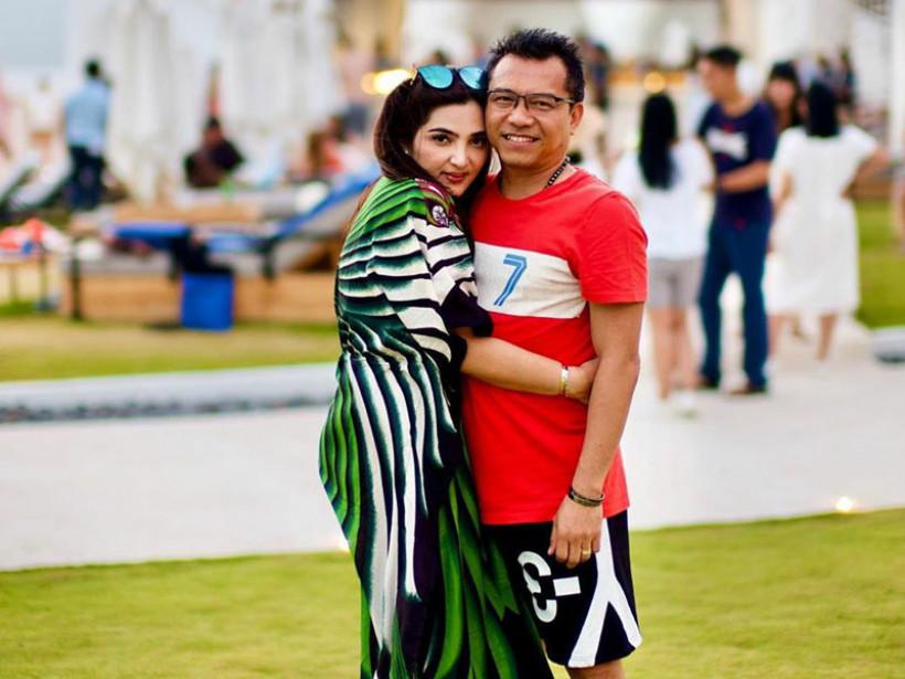 Anang Hermansyah dan Ashanty. Foto: Instagram/AnangHijau