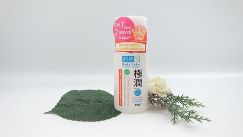 Hada Labo Gokujyun Ultimate Moisturizing Lotion, Lembap & Glowing