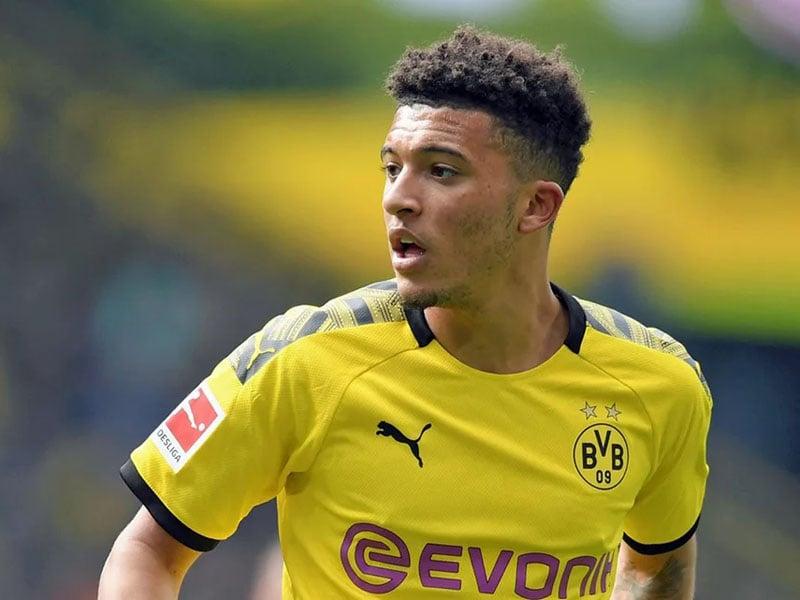 Jadon Sancho. Foto: Bundesliga