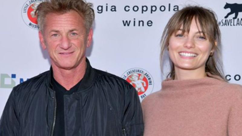 Sean Penn Diam-diam Nikah, Nih Deretan Potret Cantik Istrinya