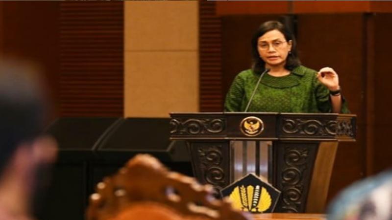 Pegawai Gaji Pas-pasan Dapat Bantuan, Sri Mulyani Sontak Trending