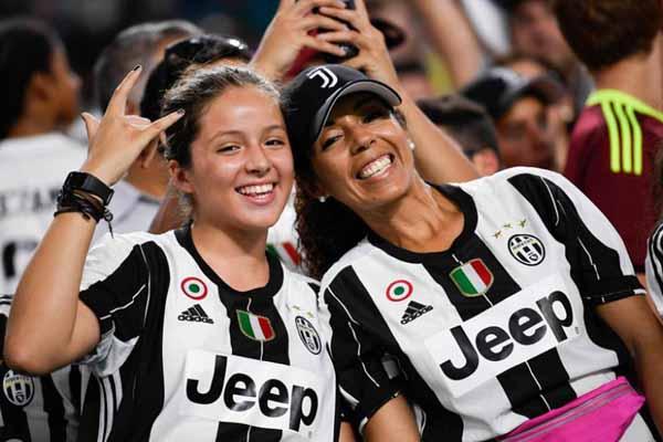 Main Jelek Banget, Juventus Dihajar AS Roma 1-3 -