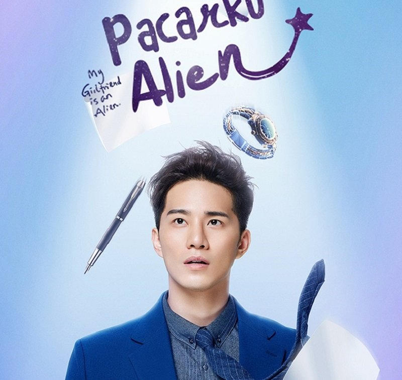 Bakmi GM dan WeTV Gelar Makan Bareng Bintang (Foto: poster pemain Pacarku Alien )