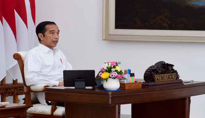 Mayoritas Masyarakat Setuju Jokowi Reshuffle Kabinet