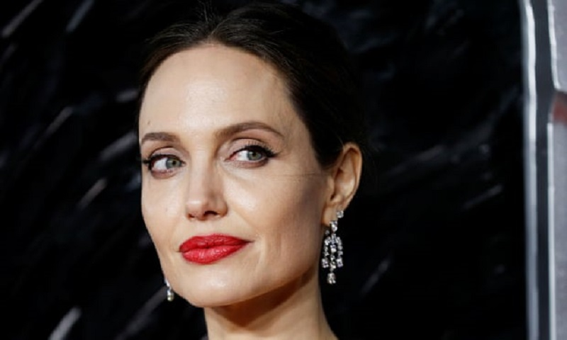 Angelina Jolie (foto: The Guardian)
