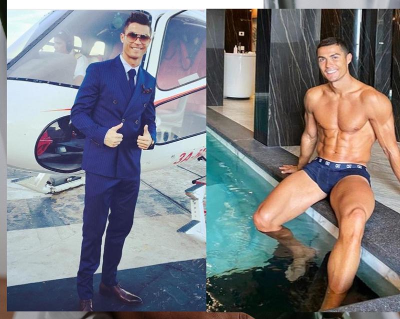 Christian Ronaldo (Foto: Instagram@cristiano)