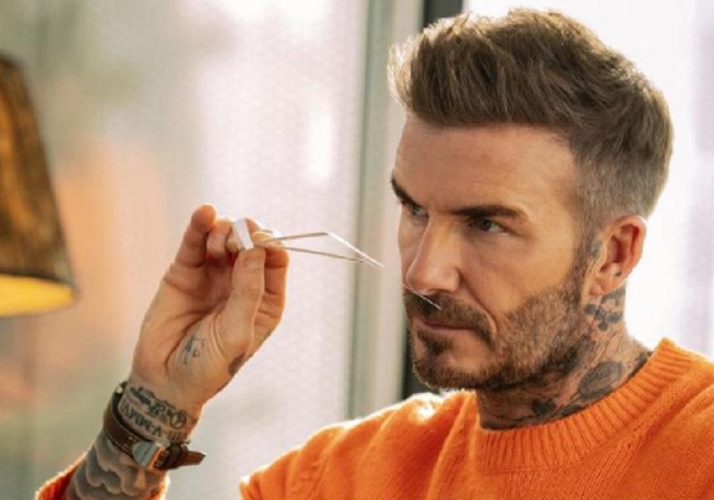Pesepak bola David Beckham ( foto: instagram @davidbeckham)