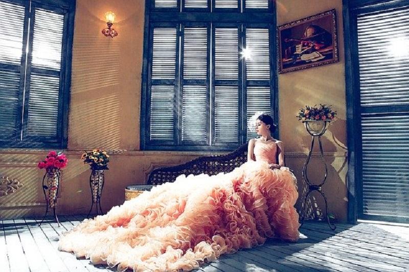 Ilustrasi: Gaun pengantin impian (Foto: Pixabay)