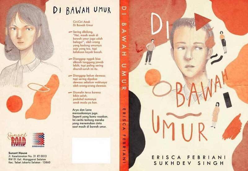 Novel Di Bawah Umur (foto: Instagram/@vinstore_quotes)