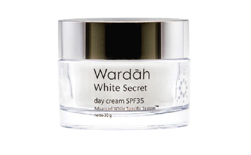 Wardah White Secret Day Cream (Foto: wardahbeauty.com)