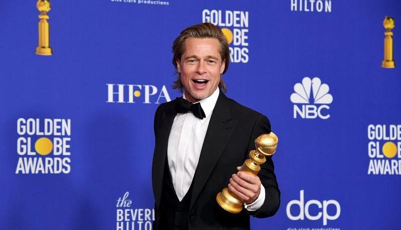 Brad Pitt Dikabarkan Putus Cinta Sama Istri Orang, Penyebabnya...