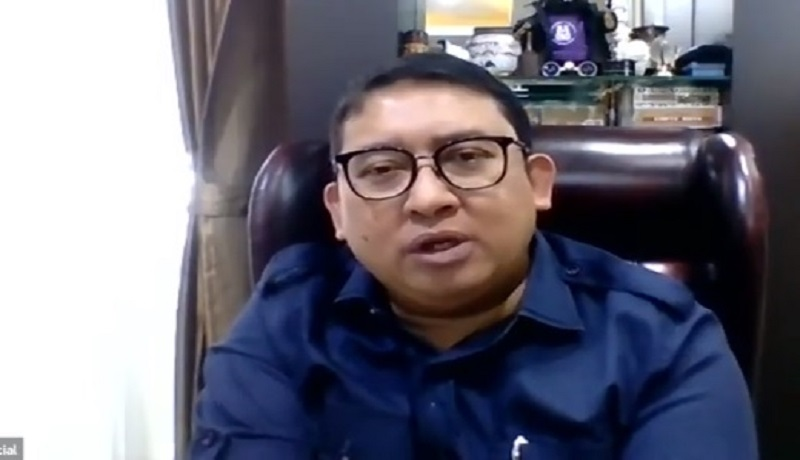 Fadli Zon (YouTube/Forum Jurnalis Politik)