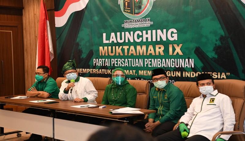 Launching Muktamar PPP. (dok PPP)