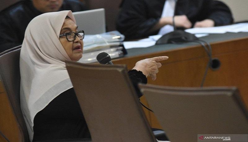 Mantan Menkes Siti Fadilah Supari Bebasdari Penjara