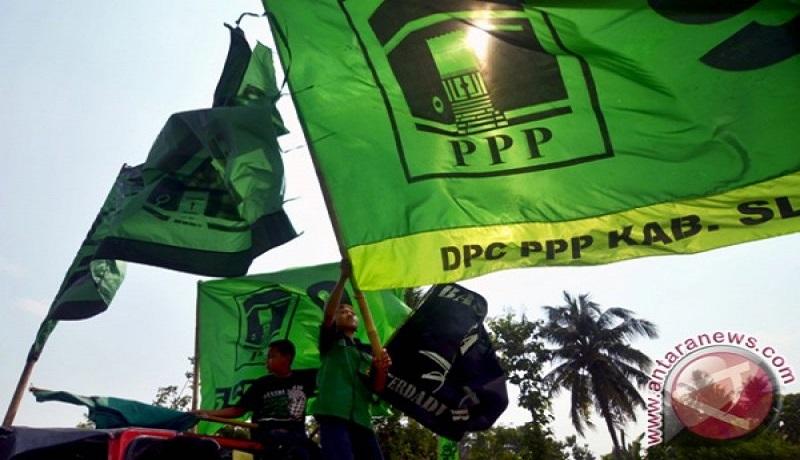 Kampanye PPP. Foto: Antara