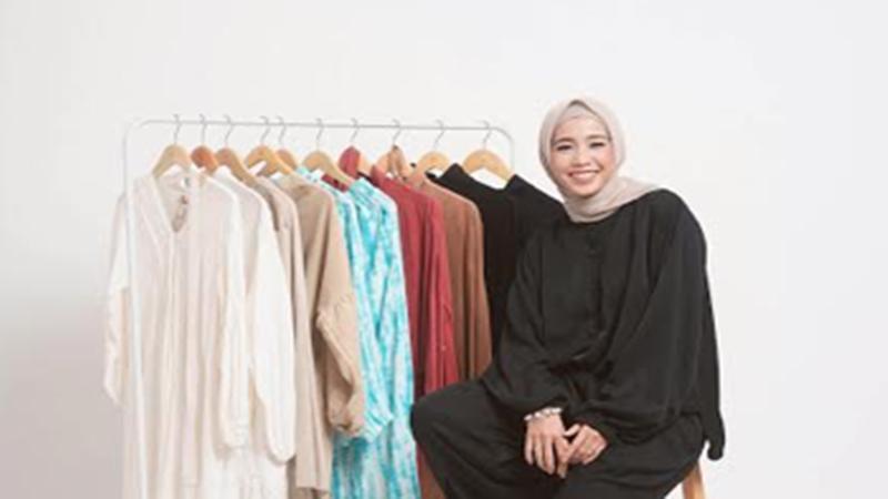 Kisah Sukses Andani, dari Engineer Minyak Beralih ke Fesyen