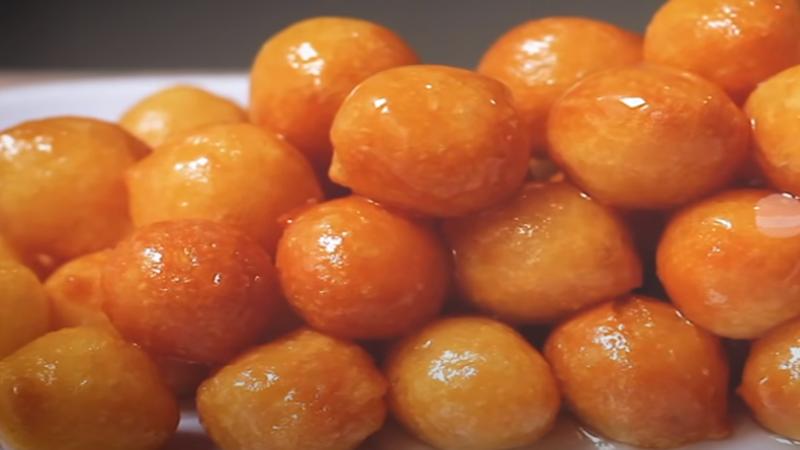 Arabian donut (foto: SC YouTube pufflova)