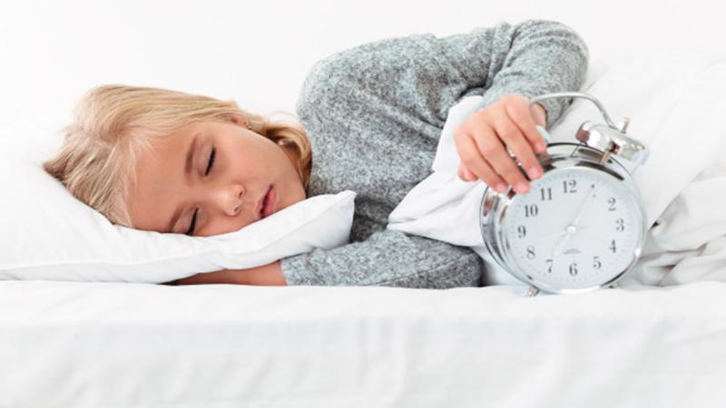 Bunda, Ini Dampak Buruk Jika Anak Kebiasaan Bangun Siang
