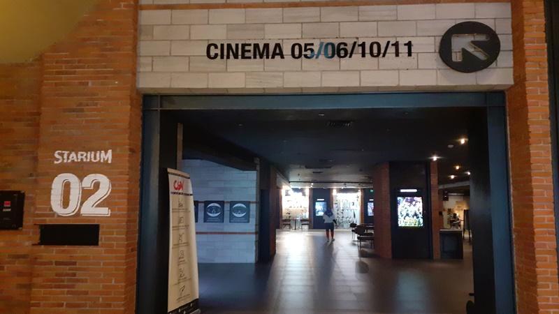 Bioskop CGV kembali bveroperasi, setelah ditutup akibat pandemi virus corona (covid-19) (foto: Andri Bagus/GenPI.co)