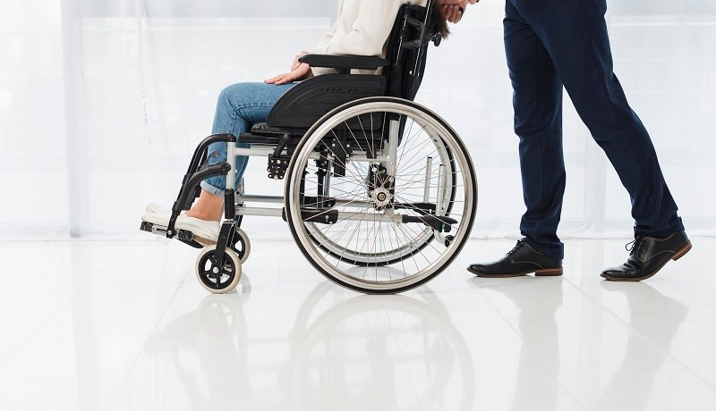 Ilustrasi penyandang disabilitas. Foto: Freepik