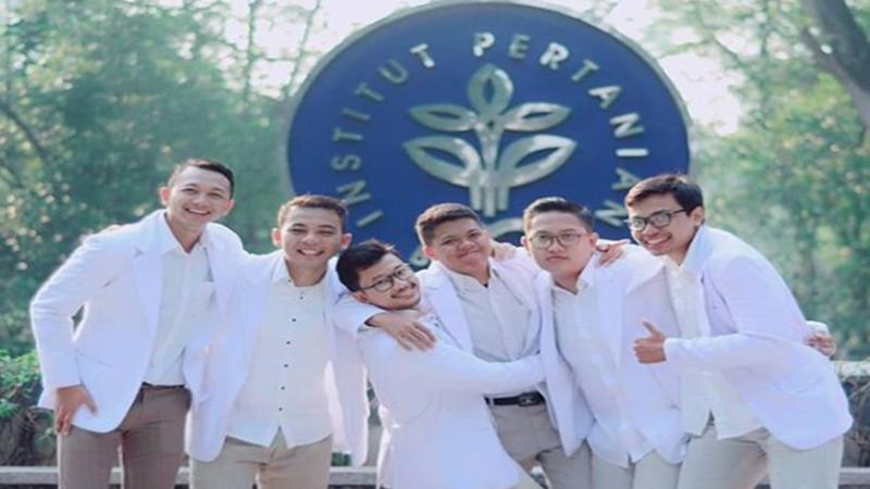 IPB merupakan salah satu kampus tertua di Indonesia, dan menjadi pelopor adanya Fakultas Kedokteran Hewan di Tanah Air (foto: SC IG @mahasiswa.id)