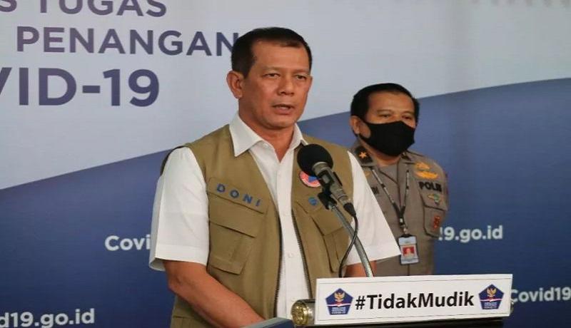Ketua Satuan Tugas Penanganan COVID-19 Letjen TNI Doni Monardo. Foto: Antara
