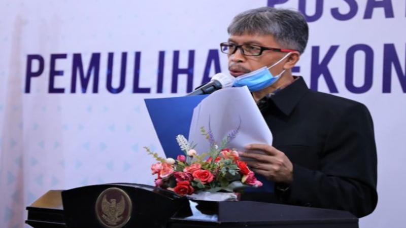 Deputi Bidang Restrukturisasi Usaha Kementerian Koperasi dan UKM Eddy Satriya (foto: ppid.depkop.go.id)