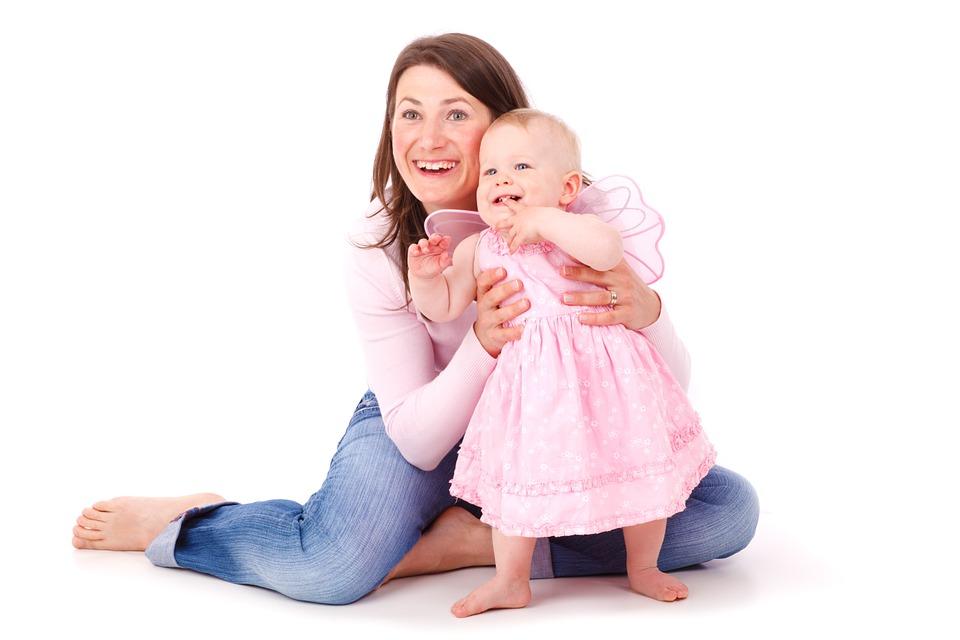 ilustrasi; ibu dan anak (foto: Pixabay)