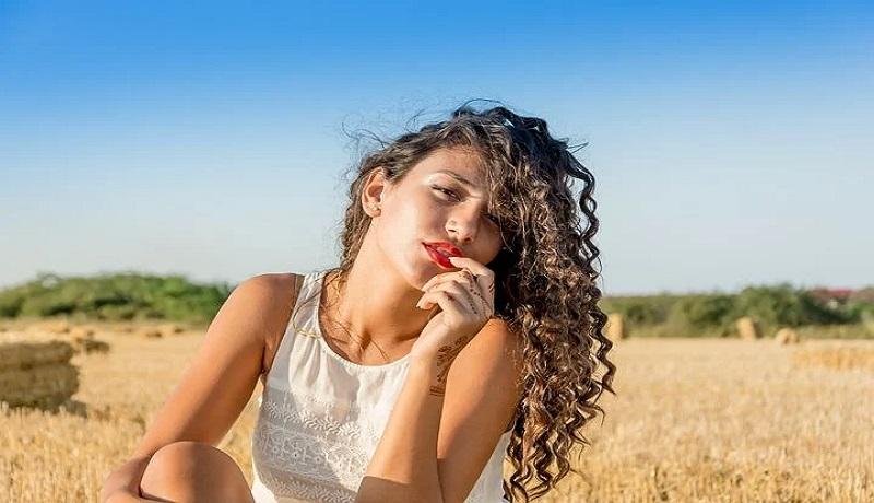 Ilustrasi cewak cantik. (Pixabay)
