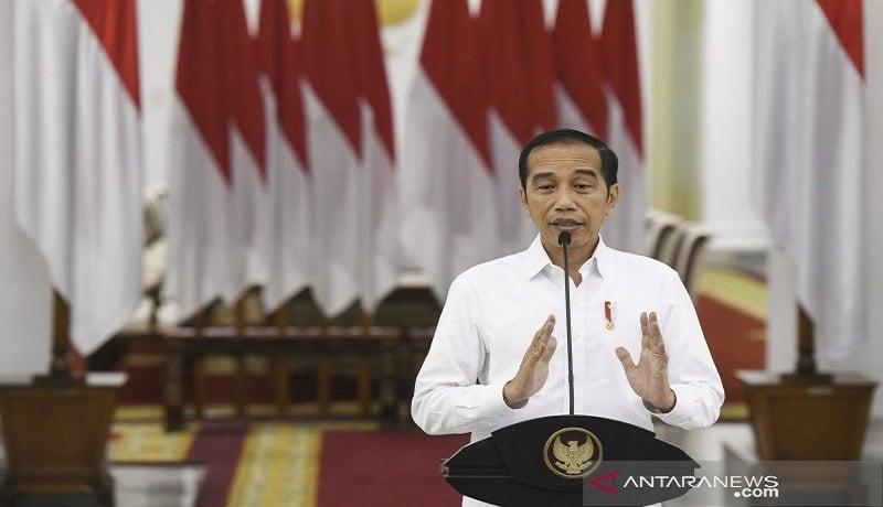 Ngeri, Ada Menteri yang Menusuk Jokowi di Tengah Jalan