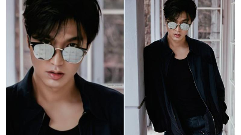 Lee Min Ho (foto: SC Twitter @LeeMinHo Worldwide)