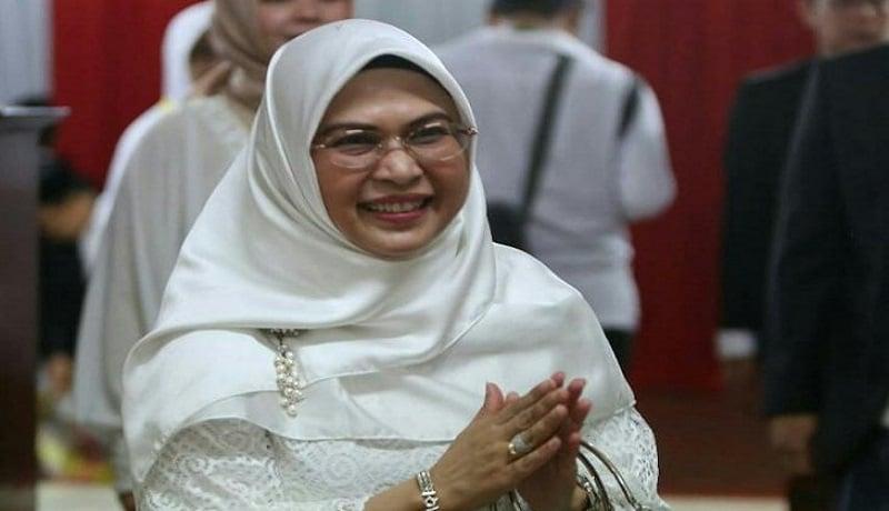 Calon Wali Kota Tangsel Siti Nur Azizah. Foto: Antara