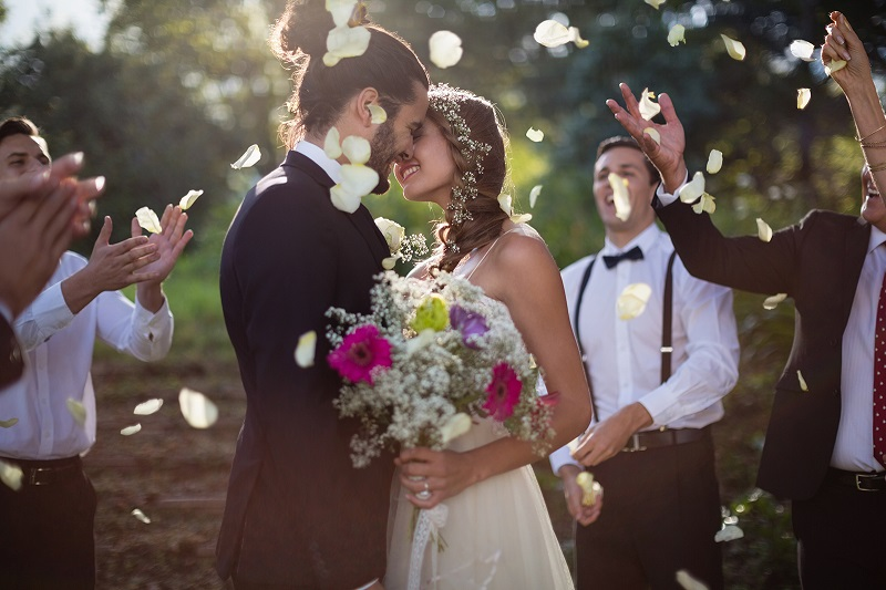 ilustrasi: konsep pernikahan bisa kamu cari di laman Pinterest ( foto: pinterest)