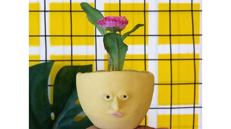 Pot Kekinian Warna Kuning Menggemaskan Diburu Pembeli, Guys