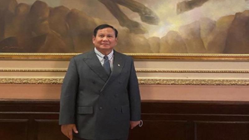 Menteri Pertahanan Prabowo Subianto baru saja berulang tahun ke-69 (foto: (foto: SC @prabowo)