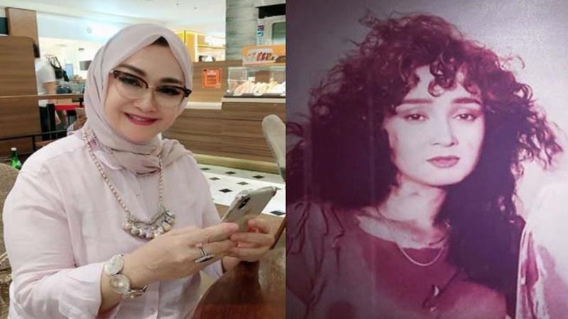 Ricca Rachim terkini, dan saat ia belum berhijab dan aktif menjadi aktris (foto: SC IG @riccarhoma)