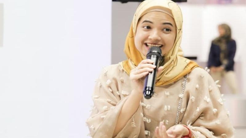 Tasha Khalida (foto: SC IG Tasha Khalida)